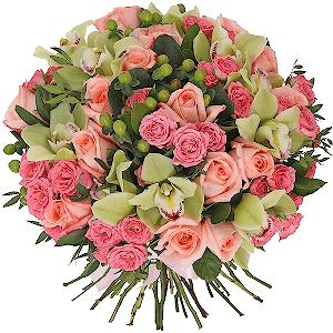 Цветы на 14 февраля - Дамский угодник