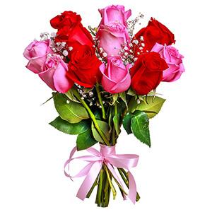 Экспресс букет +30% цветов с доставкой в Казани