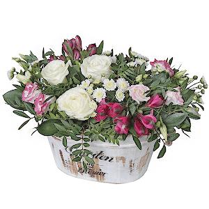 Мечта +30% цветов с доставкой в Казани