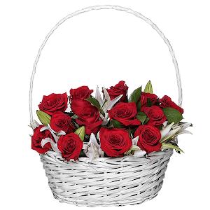 Купить корзина цветов