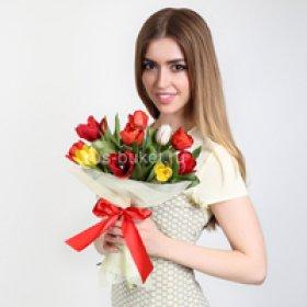 Весенние букеты на 8 марта в Казани